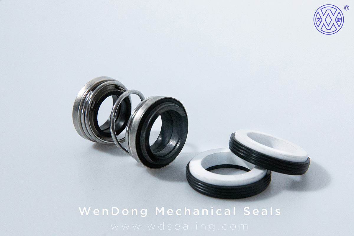 China Double Cartridge Mechanical Seal WM208